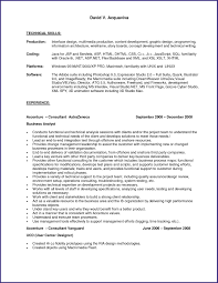 it technical skills resume writing tips