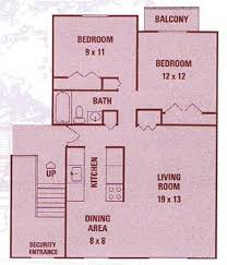 new york apartments floor plans 1 2 bedroom apartments for rent in rochester ny little creek
