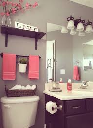 Pink And Brown Bathroom Ideas Best Pink Bathroom Decor Ideas On Pinterest Bathroom Model 1