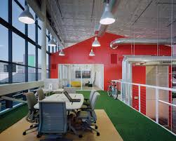 google interior design clive wilkinson architects google headquarters
