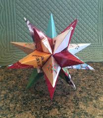 189 best christmas stars to make images on pinterest paper