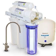 best under sink water filter get rid of fluoride lead chlorine