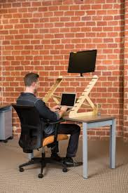 Convert Sitting Desk To Standing Desk by The 25 Best Best Standing Desk Ideas On Pinterest Sit Stand