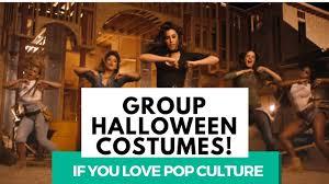 top 9 best group halloween costumes 2016 youtube