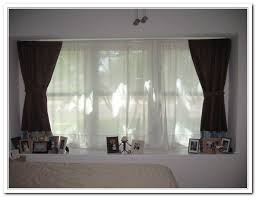 unique ways to hang pictures terrific how to hang sheer curtains in different ways photos best