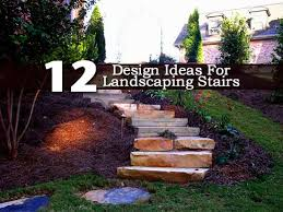 Backyard Steps Ideas 12 Design Ideas For Landscaping Stairs