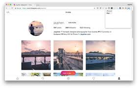 layout instagram pc how to post photos to instagram from a desktop browser