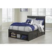 zayley full bookcase bed b131 85 51 88 beds discount