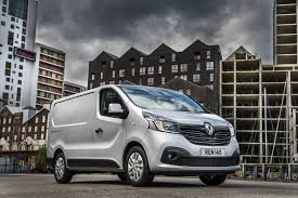 renault minivan renault trafic company car and van