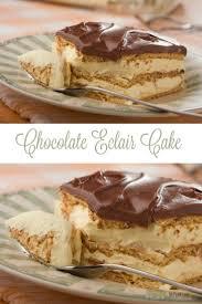 best 25 chocolate eclair pie ideas on pinterest chocolate