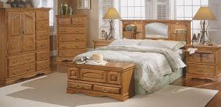 Oak Bookcases With Drawers Bedroom Furniture 5 Drawer Chest American Made
