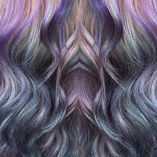 salt and pepper hair with lilac tips 20 trendy gray hairstyles gray hair trend balayage hair