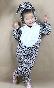 children kids toddler cartoon animals dalmatian dog costume