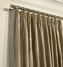 Sheer Pinch Pleat Curtains Pinch Pleat Sheers Custom Voile Drapery Drapestyle Earth Rise