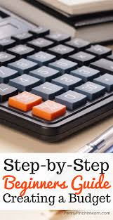 How To Make A Spreadsheet For Monthly Bills How To Create A Budget Even If You At Budgeting