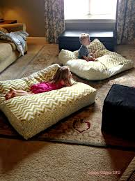 Diy Couch Cushions Floor Pillows Maybe This Will Save My Couch Cushions From Three