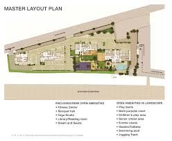godrej tranquil master plan godrej kandivali east mumbai project