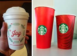dunkin u0027 donuts unveils holiday cups amid starbucks backlash time
