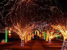Christmas Lights Festival by Chickasha Festival Of Light Chickasaw Country