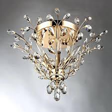 Light Fixtures Chandeliers Chandeliers Design Fabulous Flush Mount Crystal Chandelier