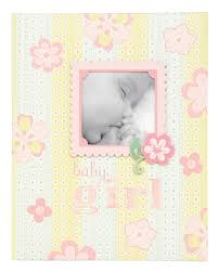 cr gibson photo album baby memory book lulu