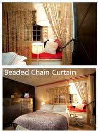 Steel Bead Curtain Stainless Steel Metal Beads Curtain For Interior And Exterior