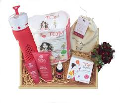 organic gift baskets welcome home mum all our gift baskets