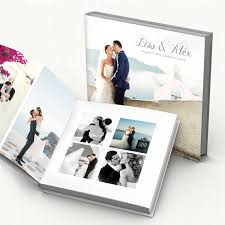 wedding photo album books wedding album psd template customizable modern wedding photo book