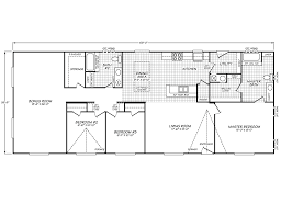 Fleetwood Manufactured Home Floor Plans by Fleetwood Waverly Crest 28683w Ziegler Homes