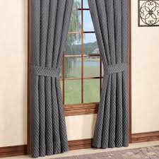bohemia window treatment by j queen new york silver gray window