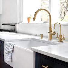 high arc kitchen faucets brass high arc kitchen faucet design ideas
