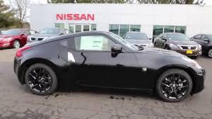 black nissan sports car 2016 nissan 370z base magnetic black gm936004 kent tacoma