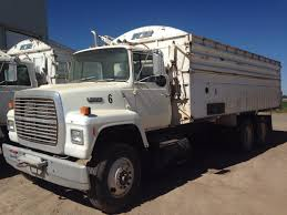 grain silage trucks for sale