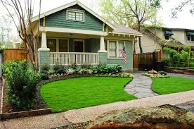 landscaping ideas for small front yard in front of house
