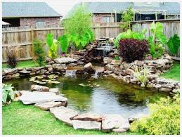 backyards enchanting backyard fish pond ideas small fish pond
