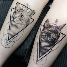 cat tattoo meanings custom tattoo design