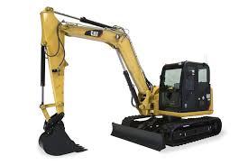 cat mini excavators britcom the used truck specialists