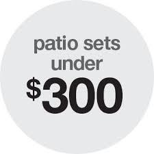 patio furniture black friday patio furniture target