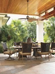 island estate lanai dining table w weatherstone to lexington