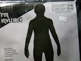 invisible man u0027 halloween costume worries some parents nbc26 wgba