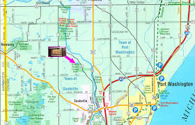 Map Of Riverside County Park Maps Ozaukee County Wi Official Website