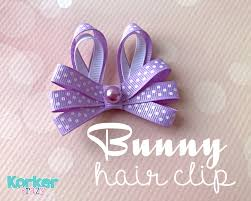 easter hair bows hair bow hair clip projects archives the hairbow center