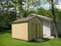 Modern Shed Designs Fascinating Modern Shed With Rolling Door Interior Design Ideas