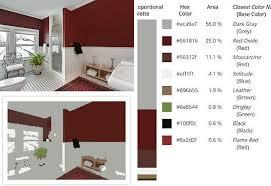 room color palette living room color scheme vanilla sorrell brown rustic red tan