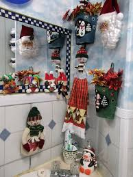 christmas bathroom decor 9 types photo and ideas bathroom