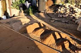 Sand For Patio Pavers by Decoration Easy Diy Laying Pavers Tips For Your Exterior Design