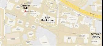 Fsu Campus Map Fsu Fraternity Map Image Gallery Hcpr