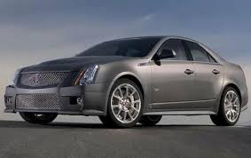 2009 cadillac cts v information and photos zombiedrive