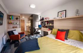 Studio Flat by The Electra Liverpool Downing Students