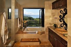 Bali Spa Like Bathroom Design Ideas For Small Room  EwdInteriors - Bali bathroom design